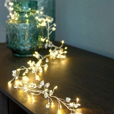 Level 2 Accessories Crystal Cluster Light String