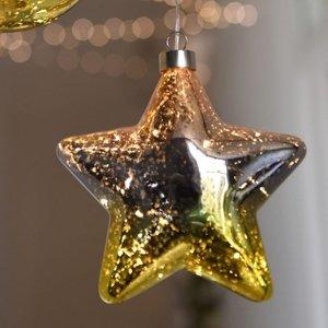 LED Glass Star