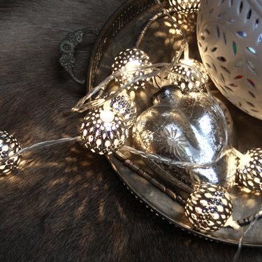 Level 2 Accessories Grand Maroq Silver Light String
