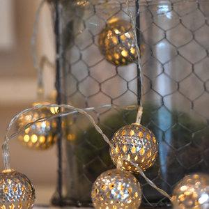 Grand Maroq Silver Light String