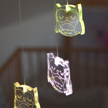 Level 2 Accessories Owl Mobile