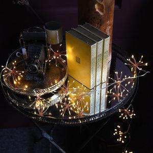Starburst Copper Light String