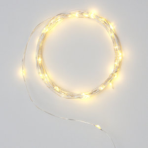 Galaxy Silver Light String