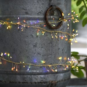 Colour Changing Cluster Light Chain