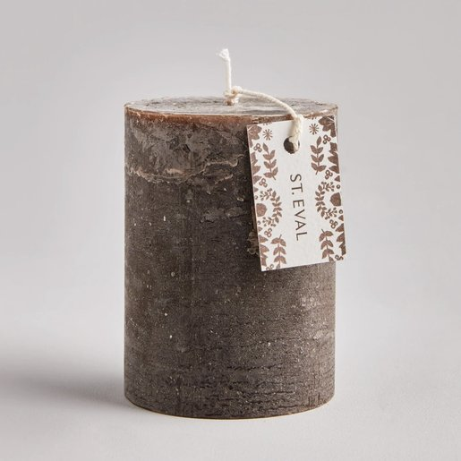 Level 2 Accessories Oak Folk Pillar Candle
