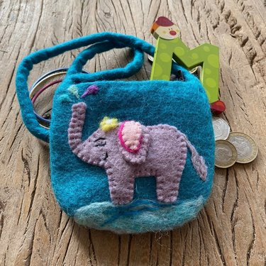Level 1 Accessories Elephant Mini Shoulder Bag