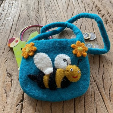 Level 1 Accessories Bee Mini Shoulder Bag