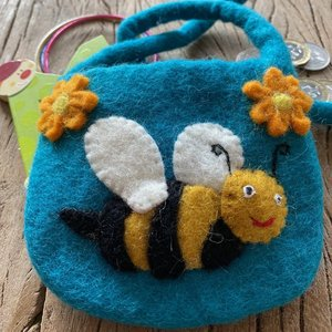 Bee Mini Shoulder Bag