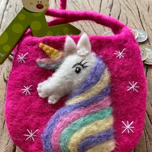 Unicorn Mini Shoulder Bag