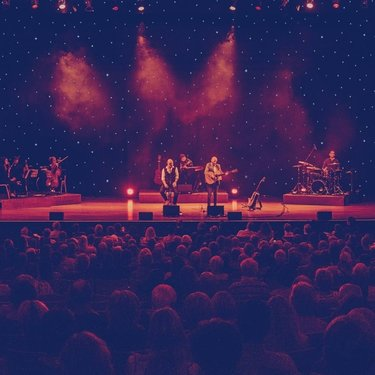 Live Music Simon & Garfunkel - Through The Years