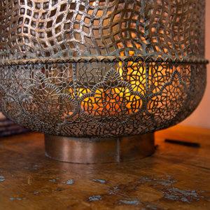 Large Filigree Lantern