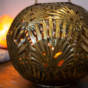 Small Palm Lantern