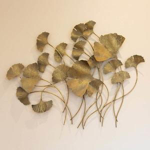 Gingko Leaf Art