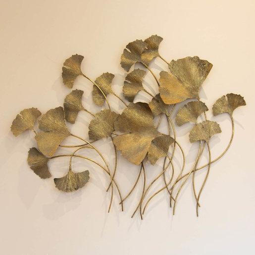 Level 1 Accessories Gingko Leaf Art