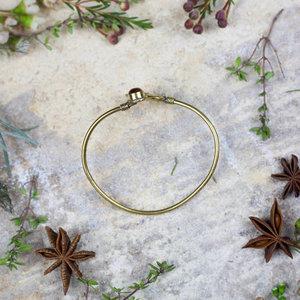 Peacock & 'Tiger's Eye' Bracelet
