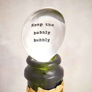 Keep The Bubby Bubbly Spoon