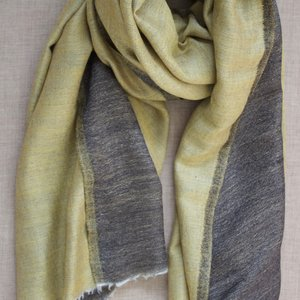 Soft Reversible Shawl