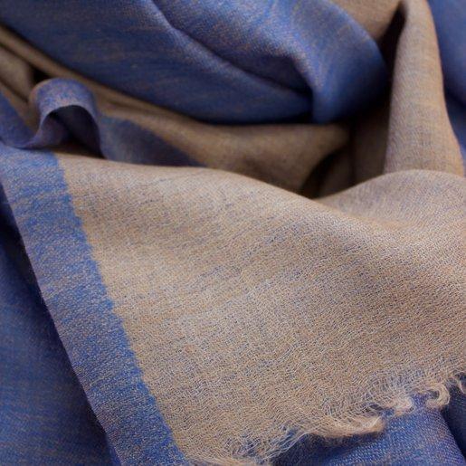 India - Textiles Reversible Pashmina