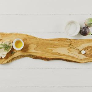 Long Rustic Serving Platter