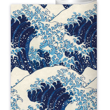 Level 1 Accessories Great Wave Wrapping Paper