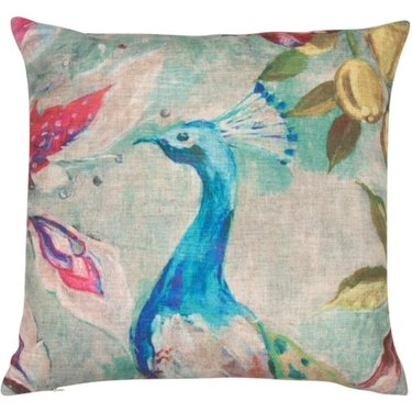 Level 1 Accessories Peacock Cushion