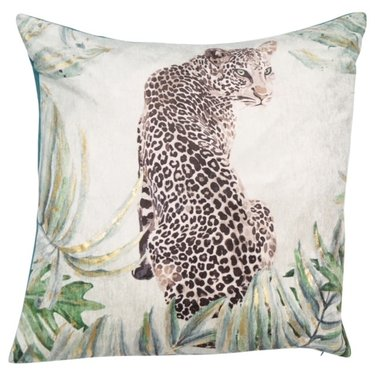 Level 1 Accessories Leopard Cushion
