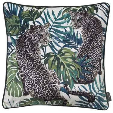 Level 1 Accessories Leopards Jungle Cushion