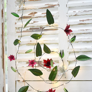 Clematis Light Chain