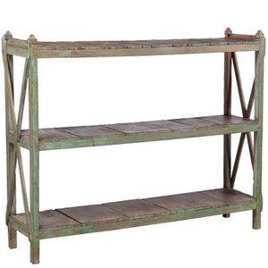 Antique Shelf Rack