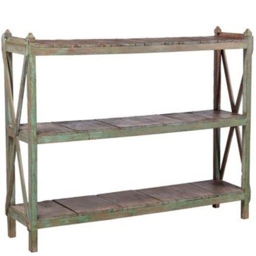 India - Old Furniture Antique Shelf Rack