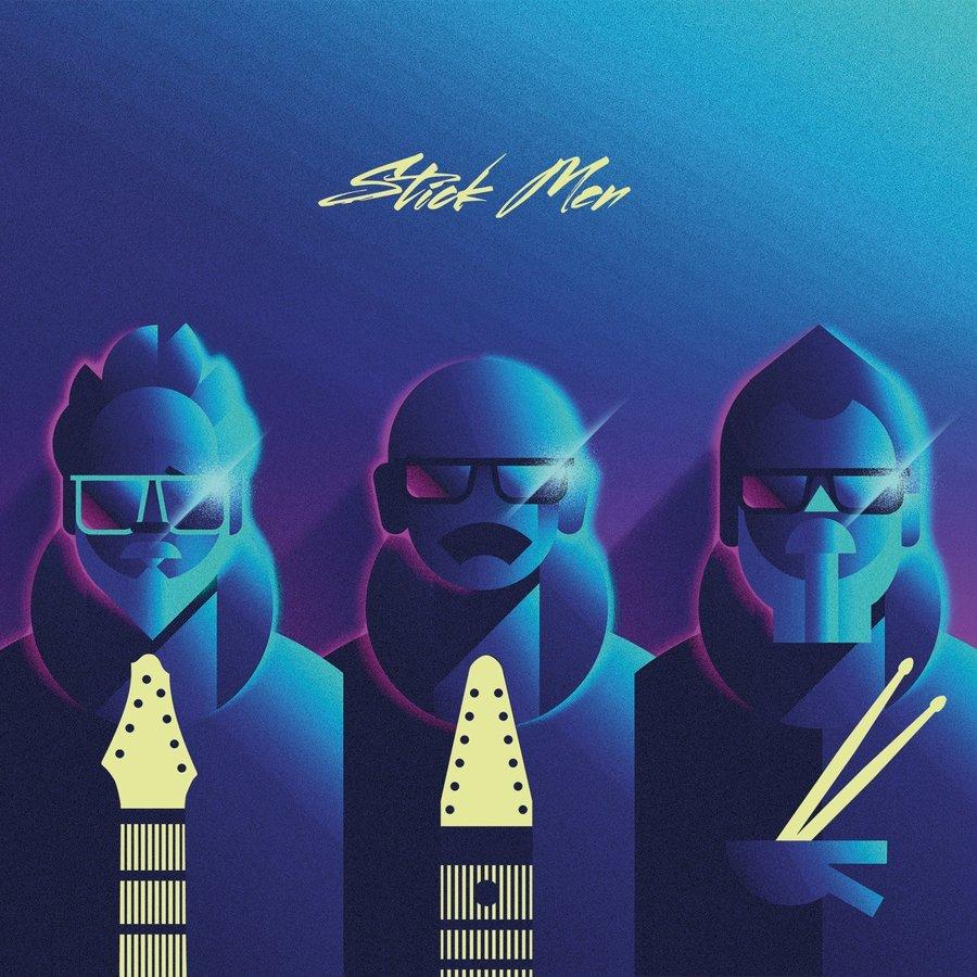 Live Music Stick Men