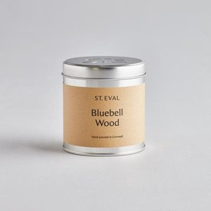 Bluebell Wood Scented Candle Tin