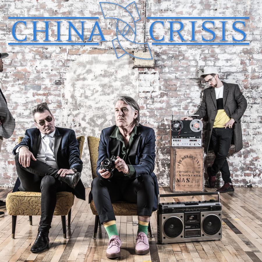Live Music China Crisis