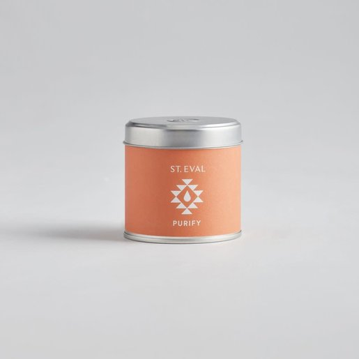 Level 2 Accessories Retreat Purify Candle Tin