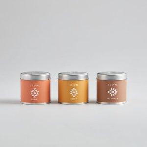 Retreat Purify Candle Tin