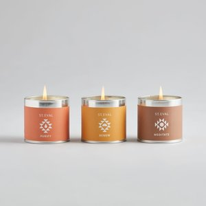 Retreat Candle Gift Box