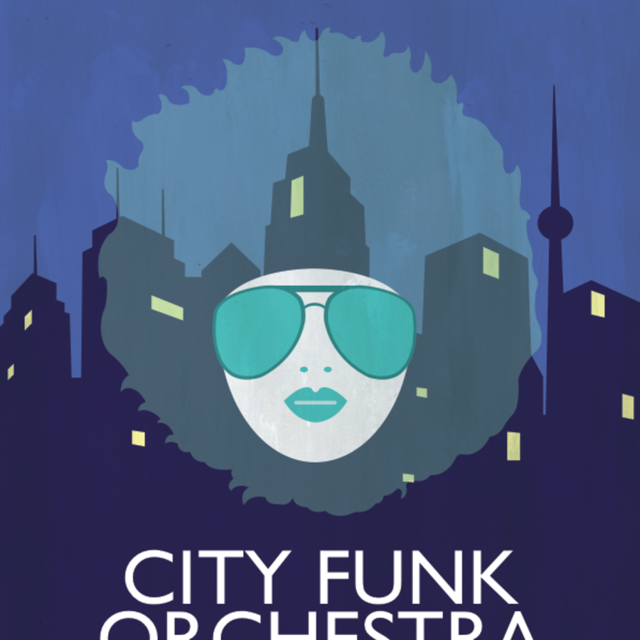 Live Music City Funk Orchestra
