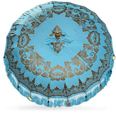Level 2 Accessories Blue Indah Sun Parasol