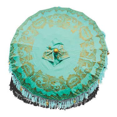 Level 2 Accessories Mint Indah Sun Parasol