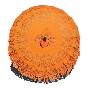 Level 2 Accessories Orange Indah Sun Parasol