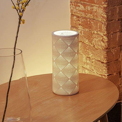 Level 1 Accessories Columna Porcelain Lamp