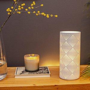 Columna Porcelain Lamp
