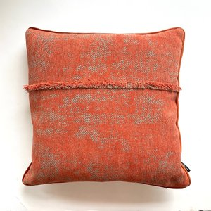 Frangia Terra Cushion Orange