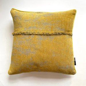 Frangia Terra Cushion Yellow