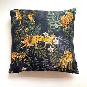 Kipling Leopard Cushion