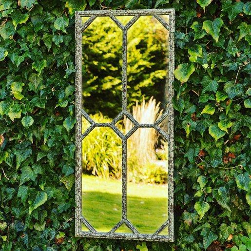 Furniture - UK & Euro Lorient Garden Mirror