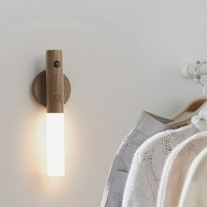 Smart Baton Light - White Ash Wood