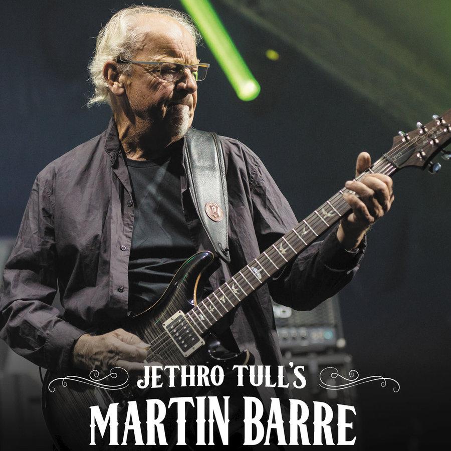 Live Music Martin Barre Band