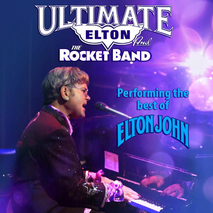 Live Music Elton John & The Rocket Band