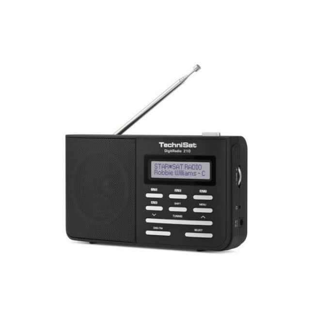 TECHNISAT DIGIDRADIO 210